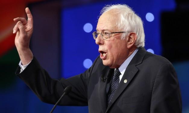 Bernie Sanders: 'Socialist or communist?'