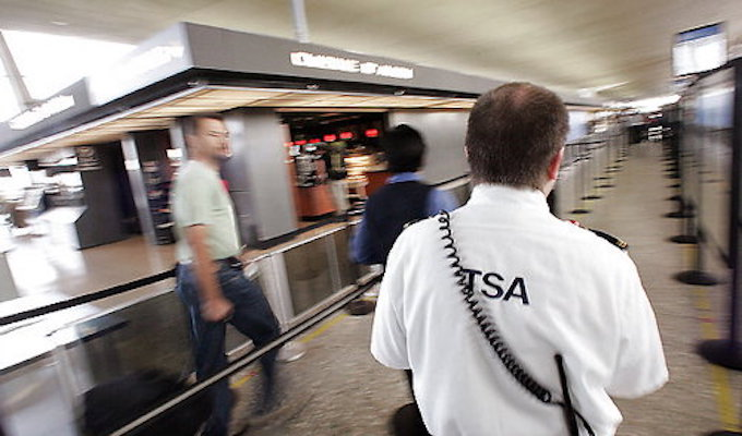 More TSA insecurity: A gaping hole