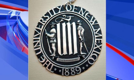 Student group calls University of New Mexico seal offensive