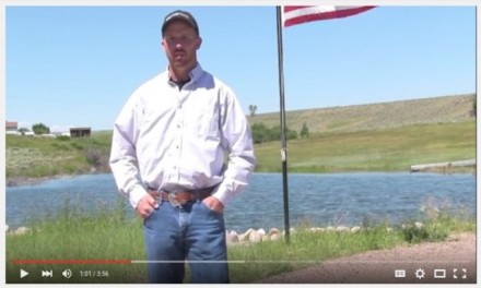 5-year fight with EPA finally over for Wyoming man and his pond