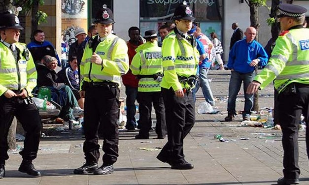 Police treating stabbing of three in Britain as terrorism related
