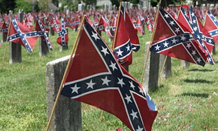 House votes to ban Confederate flags on VA cemetery flagpoles