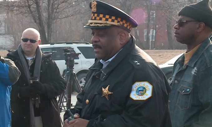 Chicago's top cop frustrated with justice system over repeat gun offenders