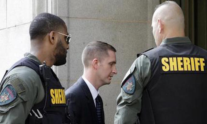 Baltimore police officer acquitted on all charges in Freddie Gray case