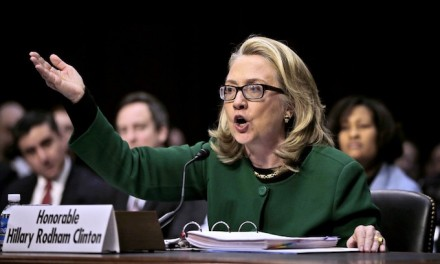 Again, no accountability for Hillary in Benghazi deaths