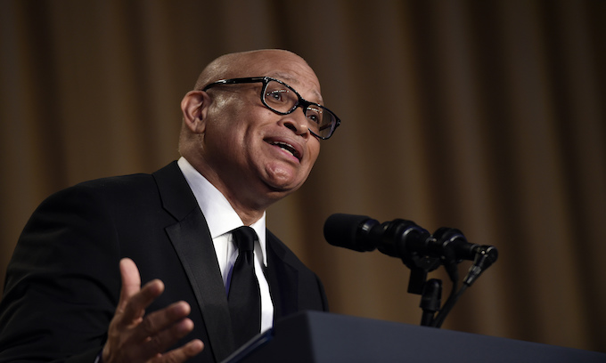 White House ducks questions on Larry Wilmore's use of N-word to greet Obama