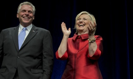 Thanks to Terry McAuliffe a would-be presidential assassin is running for office