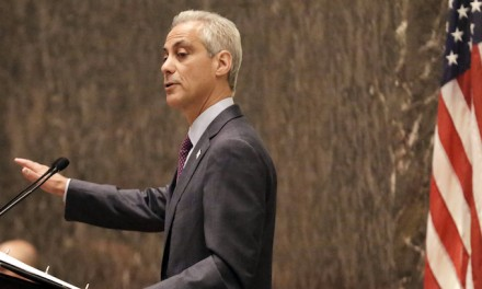 Rahm Emanuel proposes transgender restroom ordinance for businesses