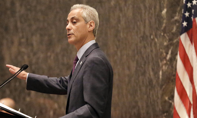 Emanuel: A taskforce to come up with a website for illegal aliens