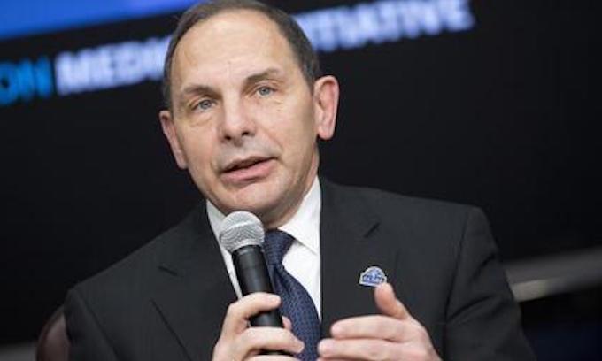 VA Secretary McDonald compares veterans' wait for health care to lines at Disney parks