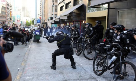 Anti-cop leftist politics spur Seattle police 'mass exodus'