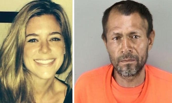 Feds indict illegal alien who killed Kate Steinle
