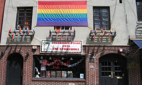 Legacy: Obama makes gay bar a national monument