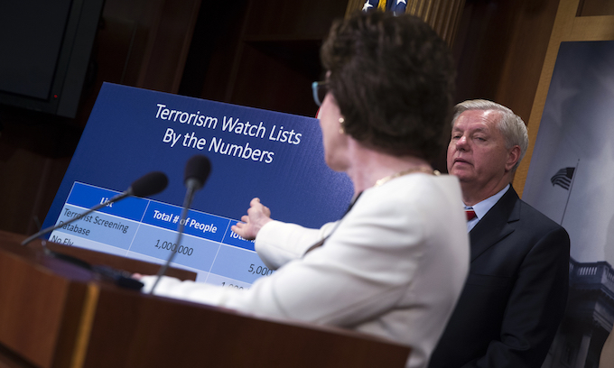 Sens. Collins, Graham cave to gun control