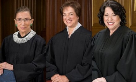 Liberal female justices stand against police in 4th amendment ruling