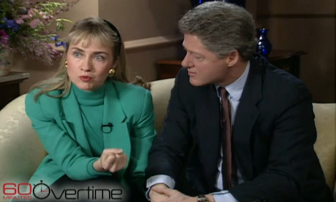 S—hole? Bill Clinton made you explain far worse to your children