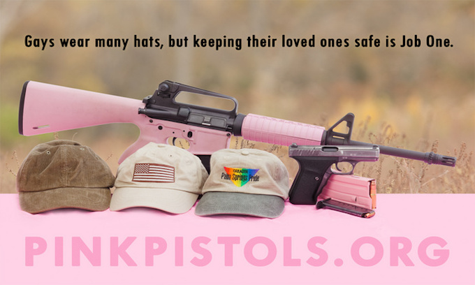 Pink Pistols LGBT gun club triples in size after Orlando