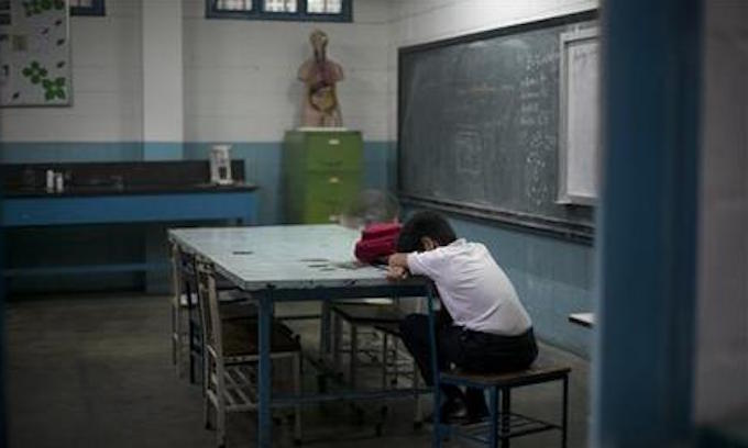 No food, no teachers, violence in schools under failed socialist Venezuela government