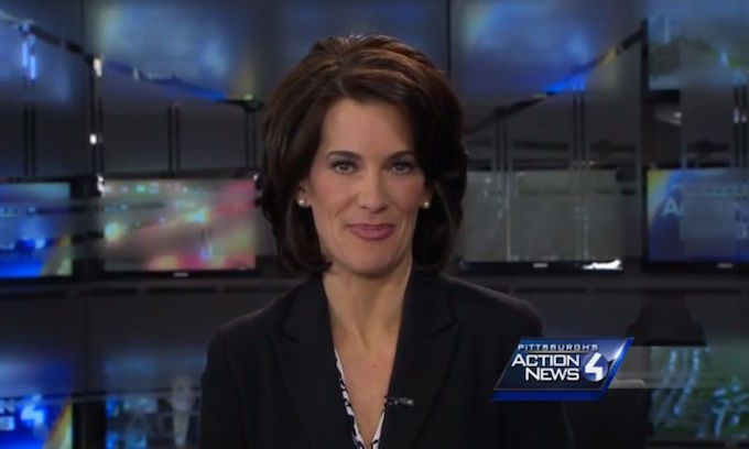 Anchorwoman fired for Facebook remarks on race sues station