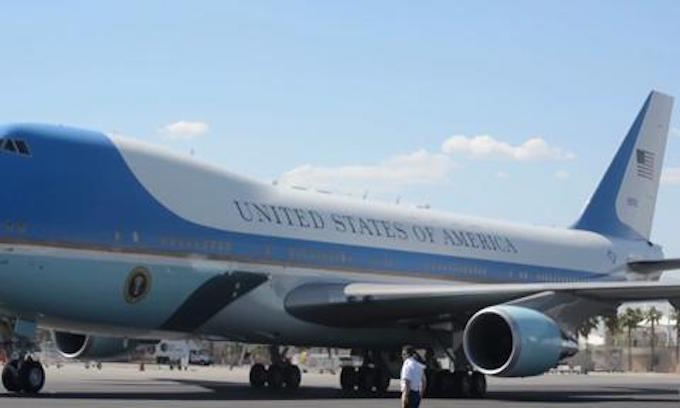 Trump says Air Force One deal with Boeing too expensive
