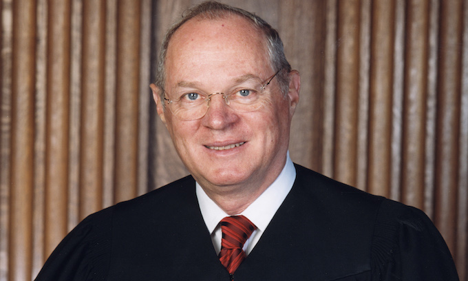 Anthony Kennedy tilts left after death of Scalia