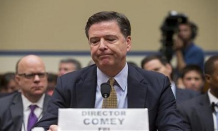 Comey tries again to defend Clinton email probe; objects to being called 'weasel'
