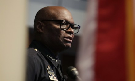 Dallas police chief 'would use any tool at my disposal to save an officer's life'