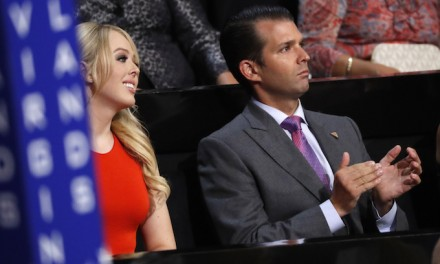 Donald Trump Jr: I'd love to run for NYC mayor against De Blasio