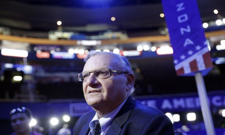 Sheriff Joe may have new foe: George Soros