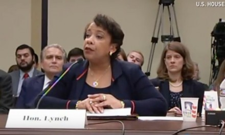 Loretta Lynch to Congress: 'Inappropriate' to comment on Clinton case