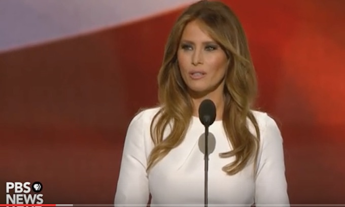 Moments from the RNC