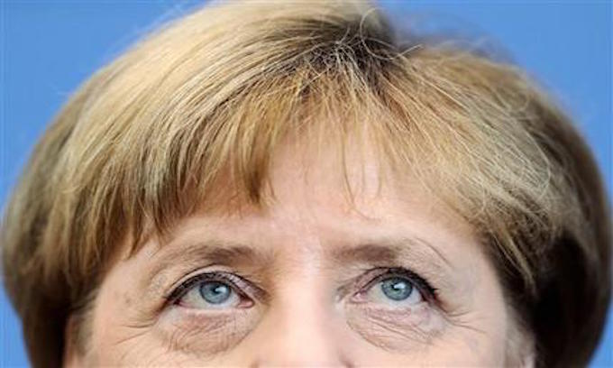 Angela Merkel's re-election likely