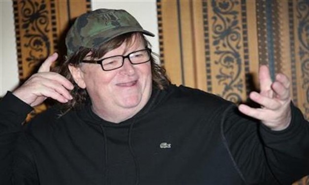 Michael Moore calls for more radicals; no room for moderates