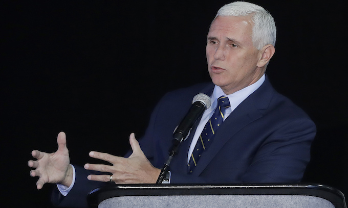 Pence shows support for Khan while defending Trump's comments; Ryan, others differ