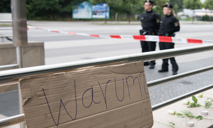 Munich attack: German politicians expect even more gun laws after shooting