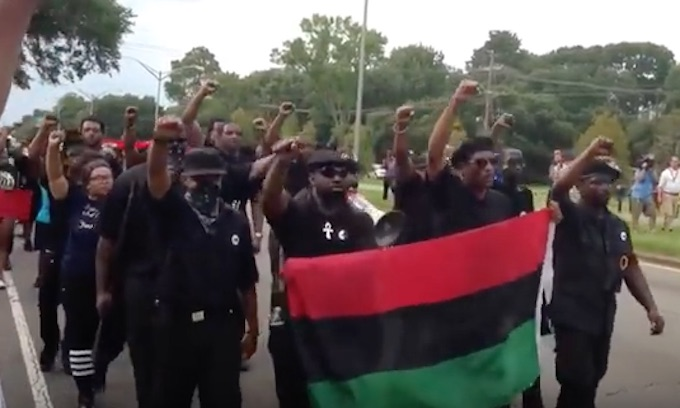 Are militant black groups inspiring or directing attacks on police?