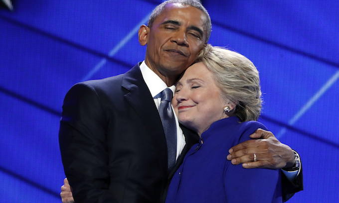 Russia tables turn, roping Clinton, Obama, Holder, not Trump
