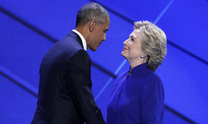 Hillary Says Obama 'Left Behind' White America