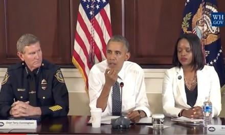 Obama: U.S. 'not even close' to bridging racial divide