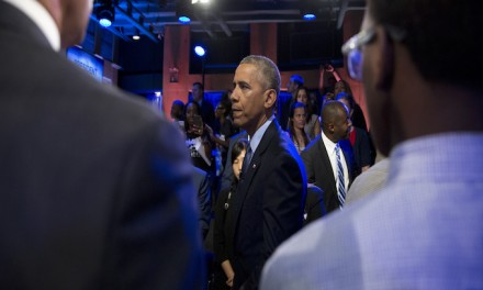 Obama hosts town hall on racism