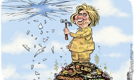 Hillary's mountain