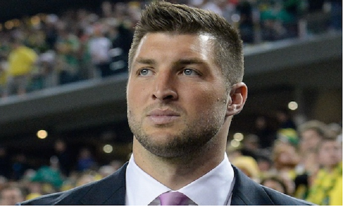 Tim Tebow still hated by the left