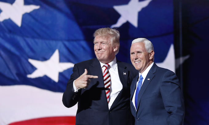 GOP embraces Mike Pence for veep