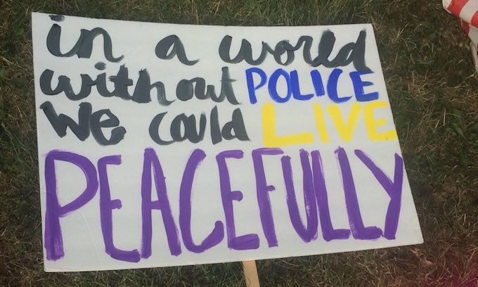 Chicago: Imagining a world without police