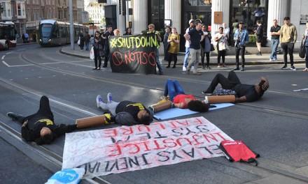 Black Lives Matter agitators block roads, disrupt access in UK