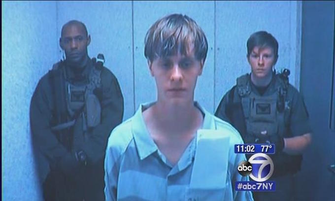 Dylann Roof: I do not regret what I did