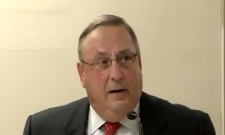 Maine's governor leaves expletive laced voicemail for Democrat who called him a racist