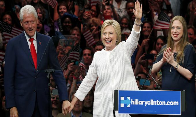 The Unfolding Clinton Foundation Fiasco