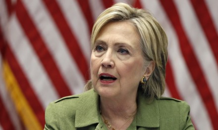 Hillary's Tangled Web Grows by the Day