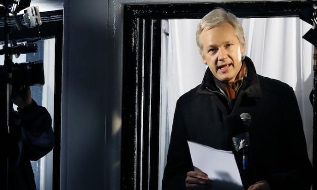 Hannity seeks out Julian Assange, WikiLeaks publisher, as possible fill-in host